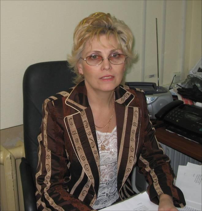 Бабурина Надежда Владиленовна